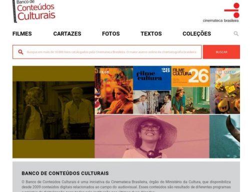 Banco de Conteúdos Culturais
