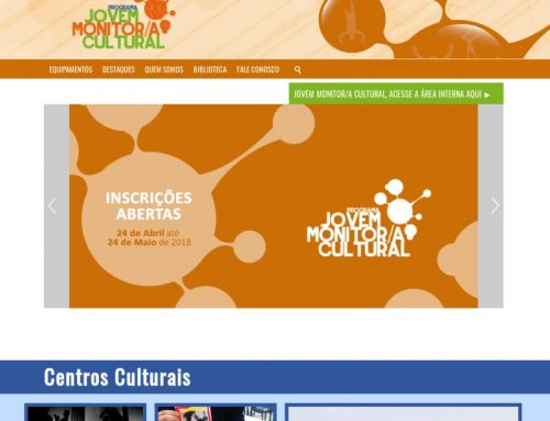 Jovem Monitor/a Cultural